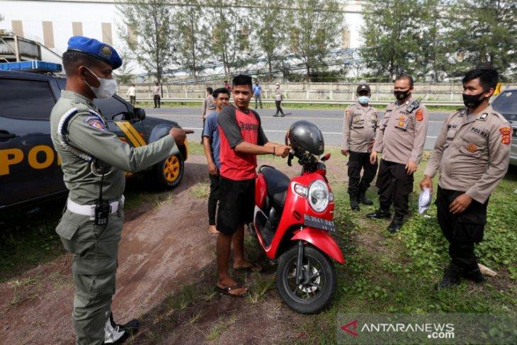 Terjaring Razia Prokes Di Aceh Besar