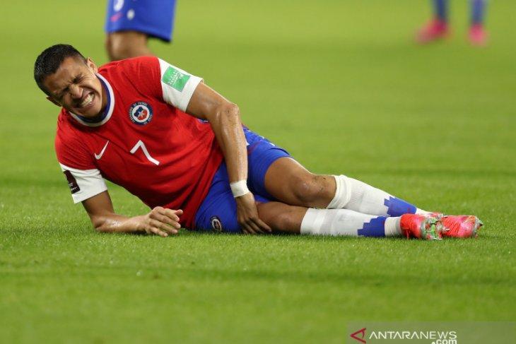Alexis Sanchez tidak akan perkuat  Chile di fase grup Copa America 2021