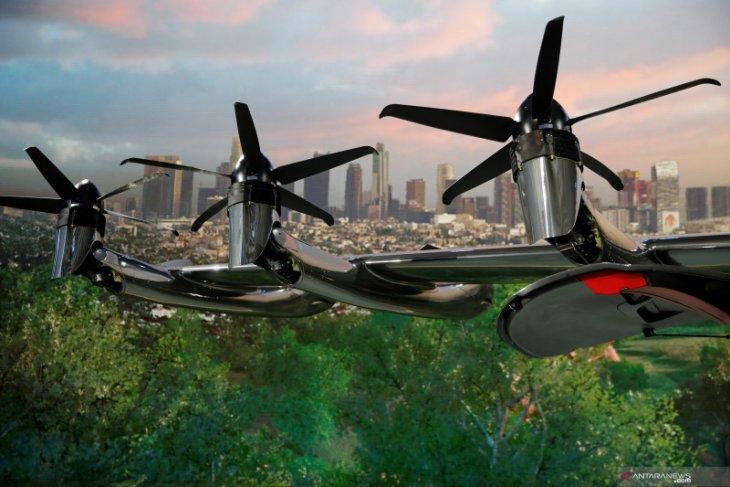 Taksi terbang Archer diluncurkan