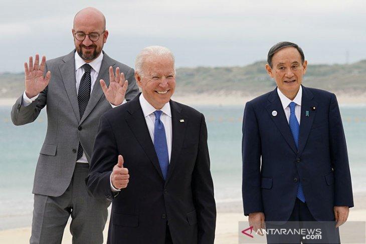 China kecam pernyataan G7 yang memarahi Beijing atas berbagai masalah