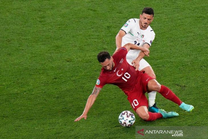 Italia terancam tanpa bek Alessandro Florenzi untuk laga lawan Swiss