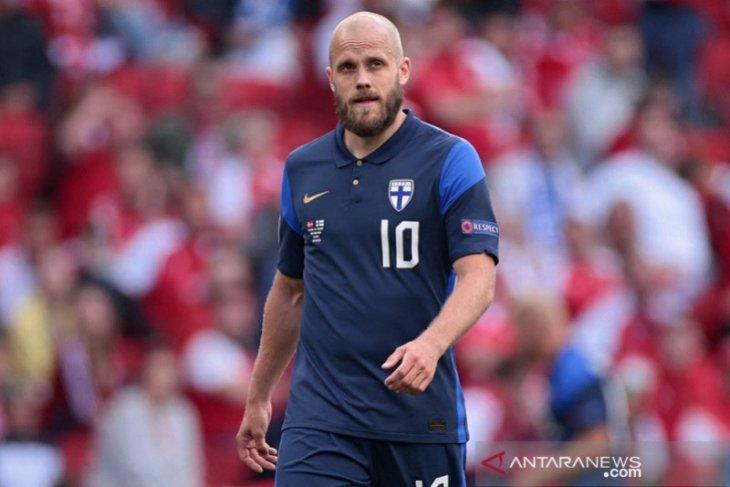 Euro 2020, Pukki senang Finlandia menang meski khawatirkan Eriksen