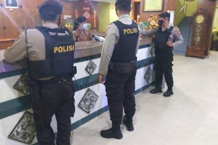 Polisi Karimun amankan sepuluh pelaku pungutan liar