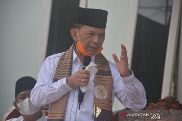 Ini pesan penting Syahrul untuk BSPP dan Ormas Islam Tapsel