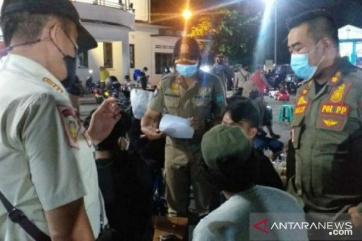 Tim Yustisi Belitung: Kesadaran masyarakat menggunakan masker meningkat