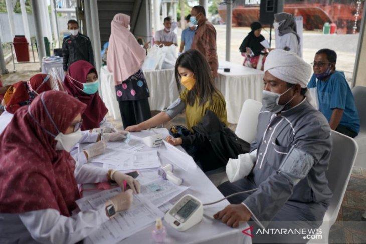 Satgas minta CJH Aceh tuntaskan vaksinasi meski batal berangkat haji