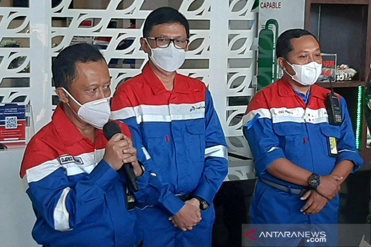 Pertamina: Kebakaran di Kilang Cilacap padam