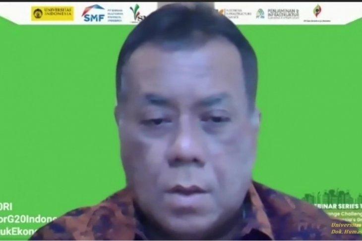 UI mendukung tercapainya transformasi Indonesia menuju ekonomi hijau
