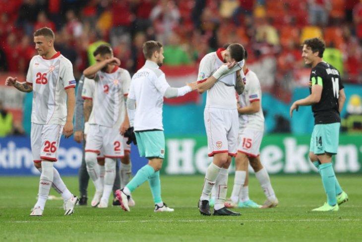 Angelovski tetap bangga meski Makedonia Utara terkapar 1-3