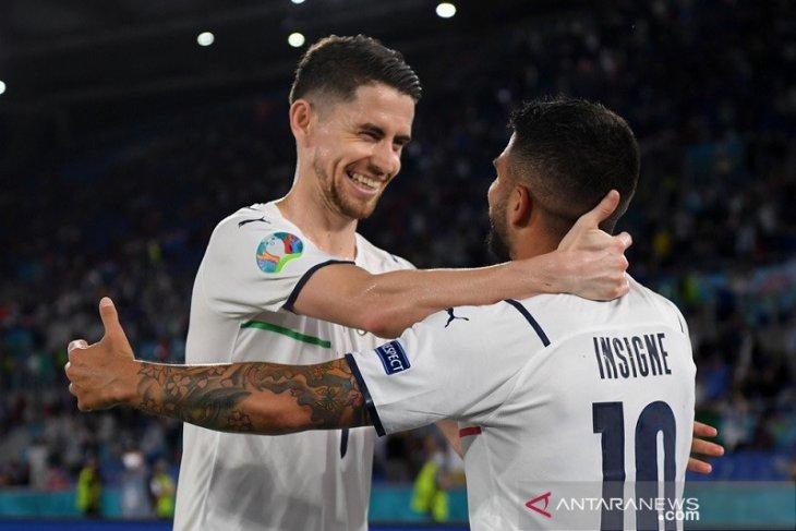 Juara Liga Champions, Jorginho termotivasi sukses bersama Italia