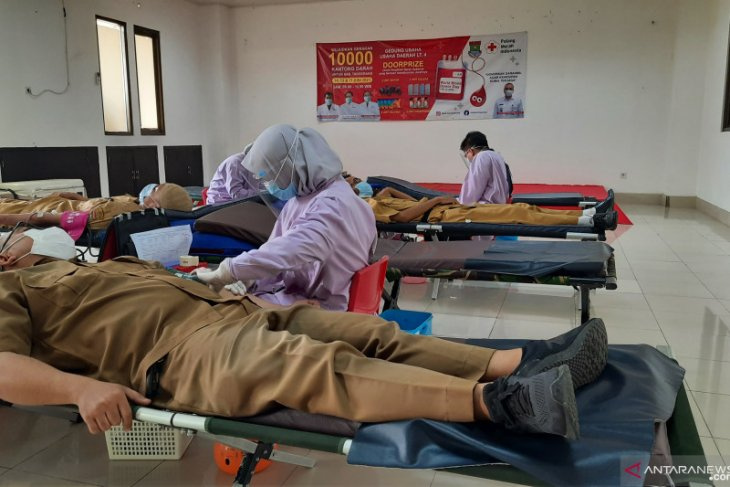 PMI Kabupaten  Tangerang harapkan ASN turut andil jadi pendonor darah