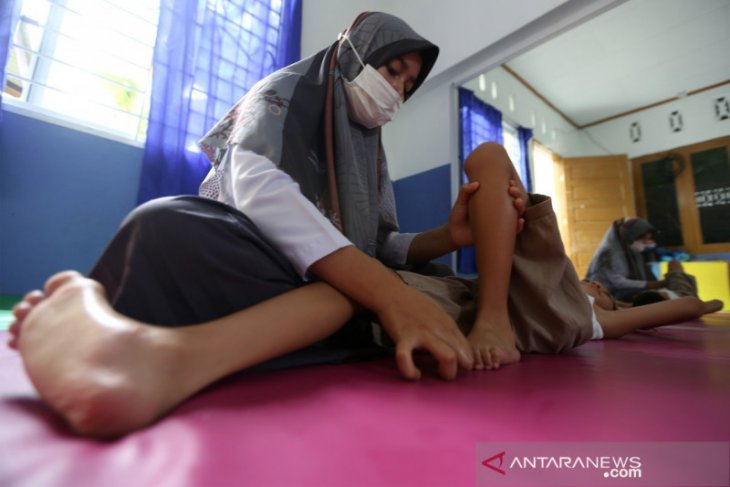 Terapi Anak Disabilitas