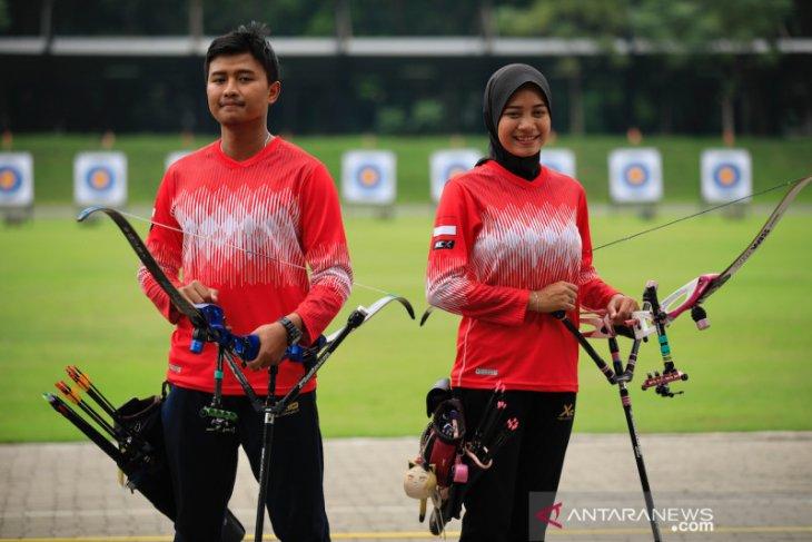 Enam pemanah Indonesia incar tambahan tiket Olimpiade Paris