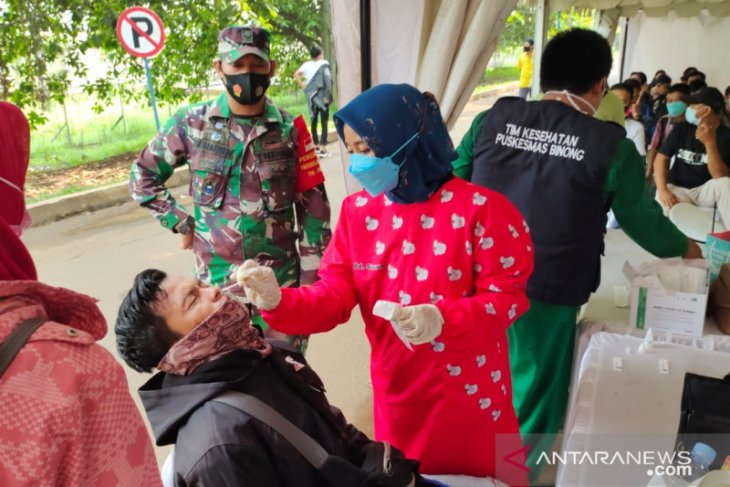 Ruang isolasi pasien COVID-19 di Kabupaten  Tangerang lebihi kapasitas