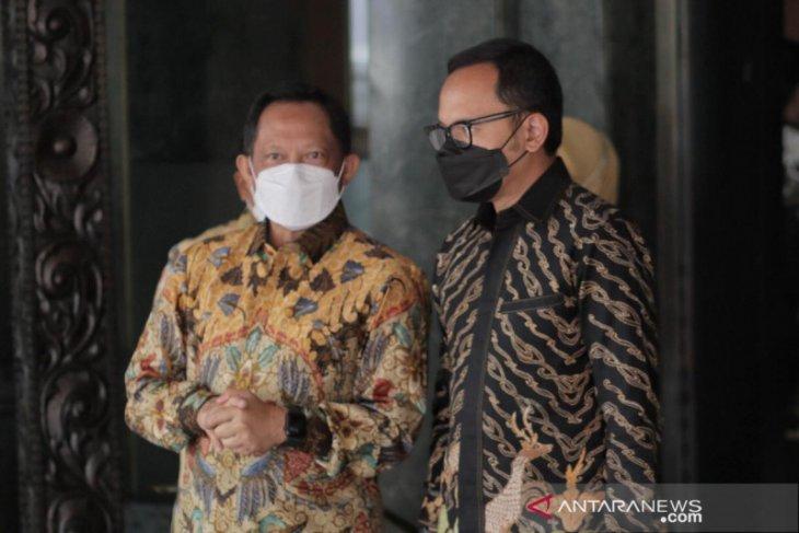 Mendagri apresiasi Pemkot Bogor selesaikan  persoalan GKI Yasmin