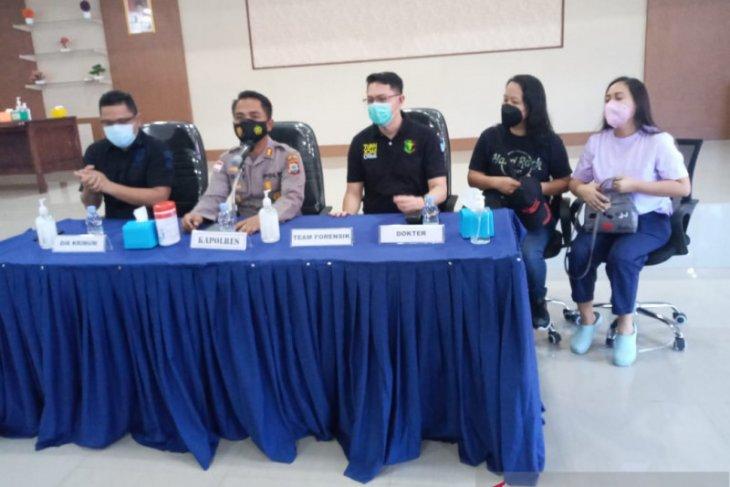 TIm Forensik Polda Sulut umumkan penyebab kematian Wakil Bupati Sangihe