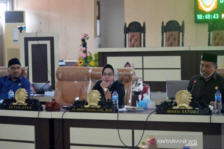 Hak angket DPRD Gorontalo Utara bergulir