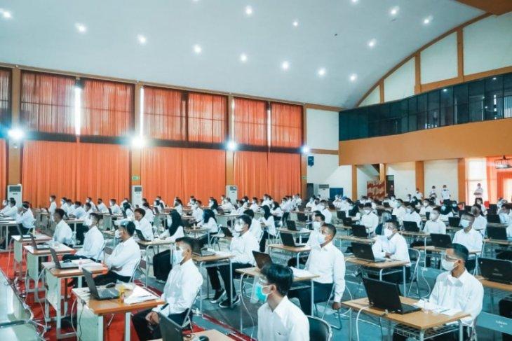 Sebanyak 1.440 calon ASN Kemenhub ikuti tes SKD di Poltekbang Surabaya
