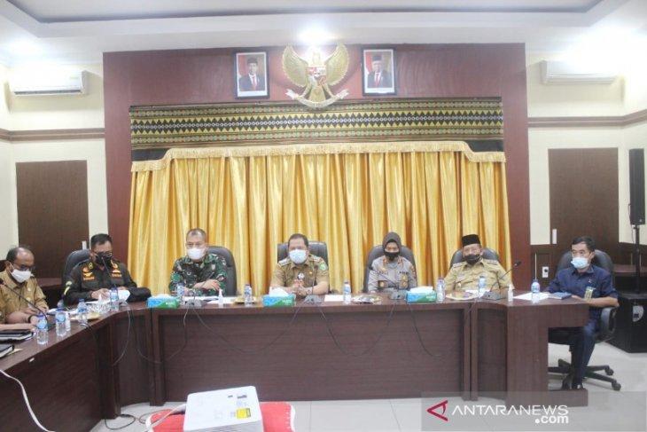 Wali Kota Padangsidimpuan tegaskan warganya tidak menggelar pesta