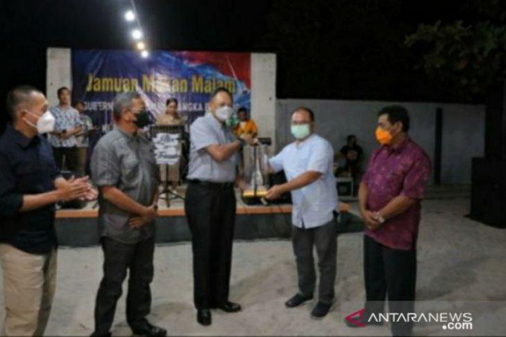 Gubernur Babel dukung satuan TNI AU berlatih tempur di Pulau Belitung