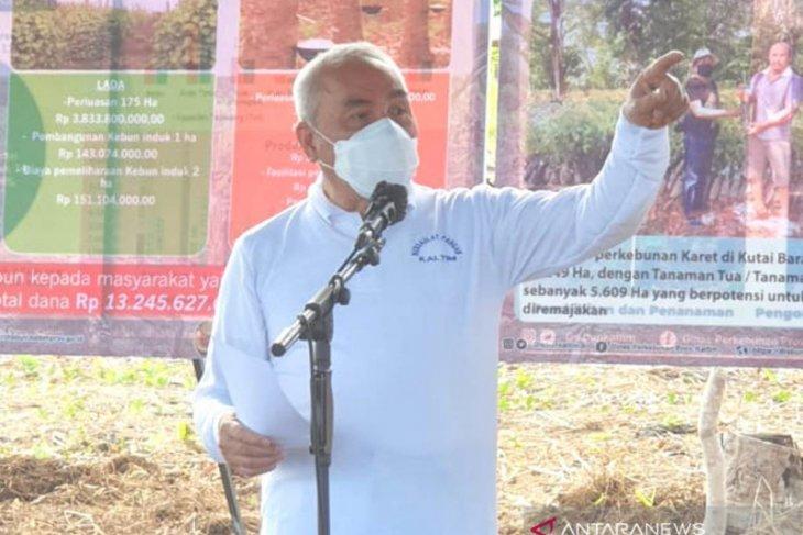 Gubernur minta masyarakat budidayakan ikan Patin Sungai