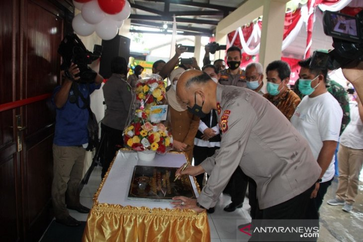 Makin lengkap RS Bhayangkara Ambon miliki laboratorium PCR