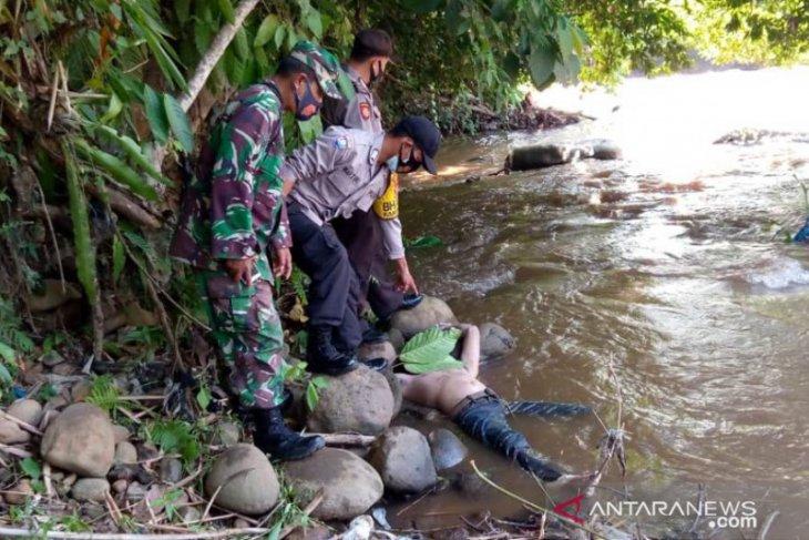 Mayat tersangka narkoba ditemukan mengapung di Sungai Kelingi Bengkulu