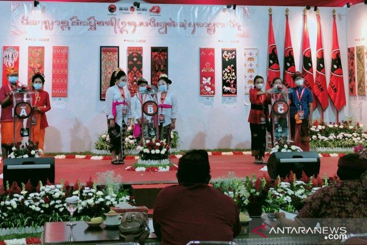 PDI Perjuangan adakan lomba cerdas cermat lestarikan susastra Bali