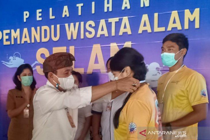 Dispar Denpasar gandeng P3B latih pemandu wisata selam