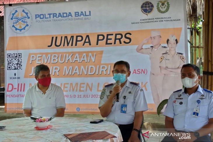 Poltrada Bali buka pendaftaran jalur mandiri untuk calon taruna