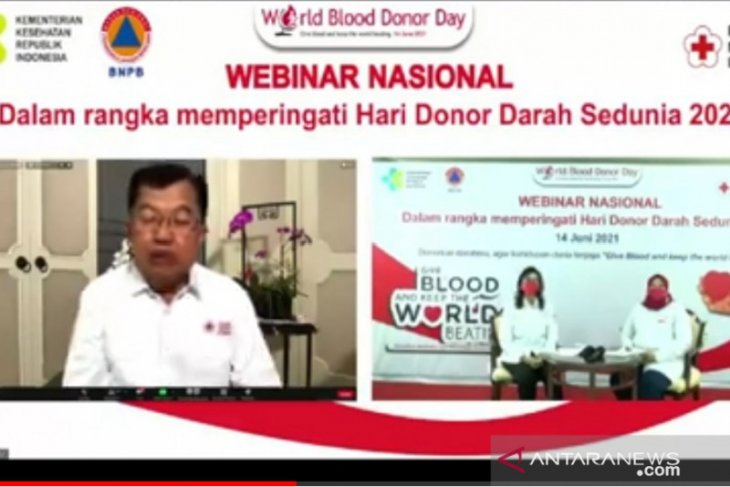 Convalescent plasma effective in curing COVID-19 patients: Jusuf Kalla