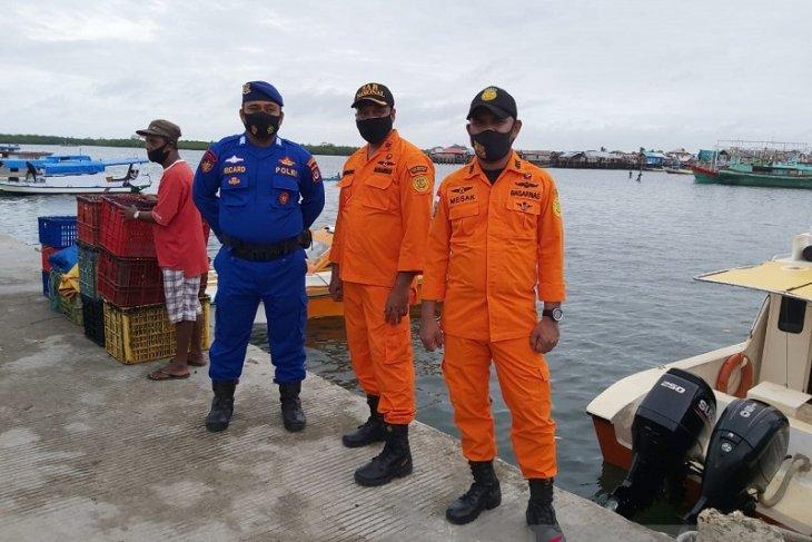 Basarnas Ambon cari nelayan hilang di Selat Tabarfange-Kepulauan Aru begini kronologisnya
