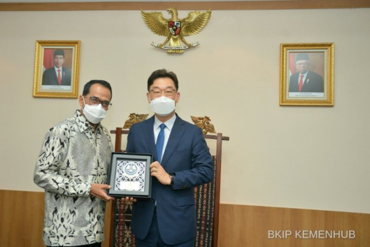 Indonesia, South Korea explore cooperation in transport infrastructure
