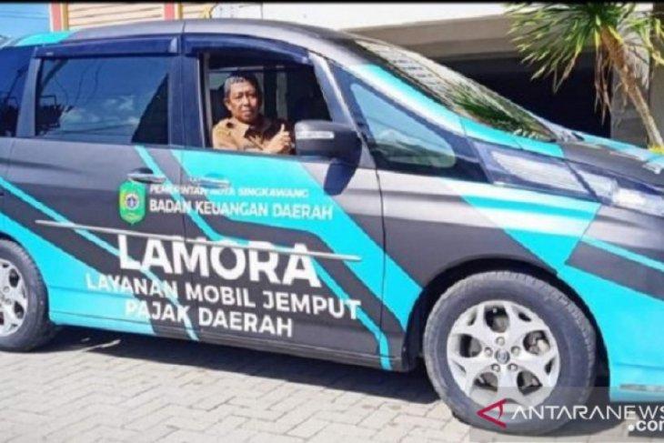 BKD Singkawang hadirkan program Lamora permudah masyarakat bayar pajak