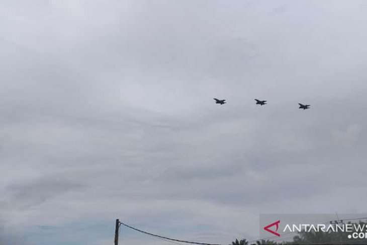 Latihan Jalak Sakti 2021, TNI AU kerahkan 14 pesawat tempur
