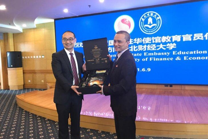 Indonesia dapat tawaran pelatihan di bidang kemaritiman dari Dalian