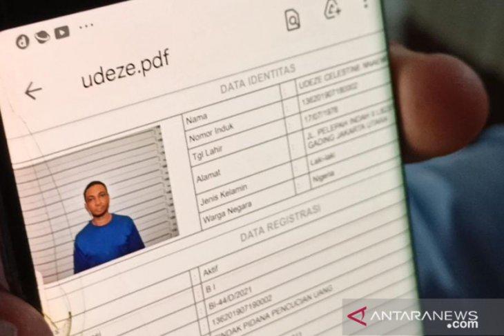 Tiga narapidana Lapas Cilegon pengendali jaringan sabu 1,1 ton diserahkan ke Polda