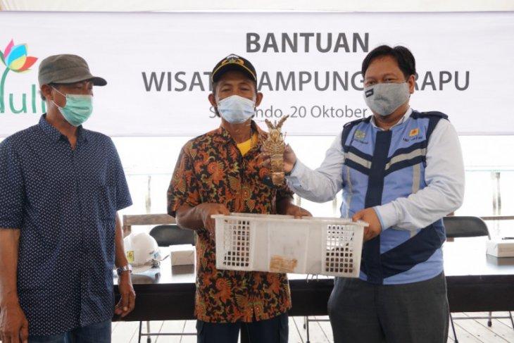 Pembudi daya ikan keramba jaring apung Situbondo mulai nikmati paneh hasil bantuan CSR PLN
