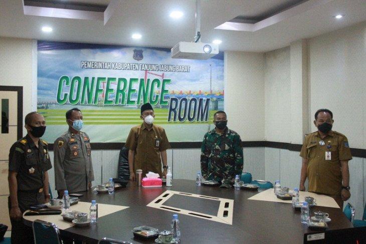 Sekda Tanjabbar hadiri pelantikan Bupati Bungo secara virtual