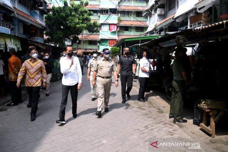 President optimistic of Jakarta attaining herd immunity in August