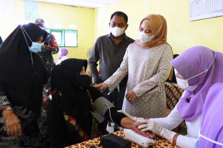 Target 6 bulan tuntas, Bupati Sergai harap semua kecamatan gelar vaksinasi massal