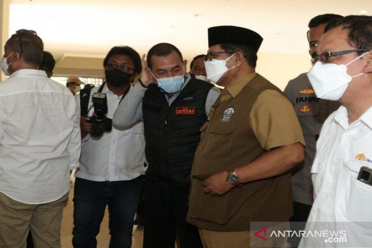 Pemkab Bangkalan buat akses khusus menuju lokasi karantina pasien COVID-19 di UTM