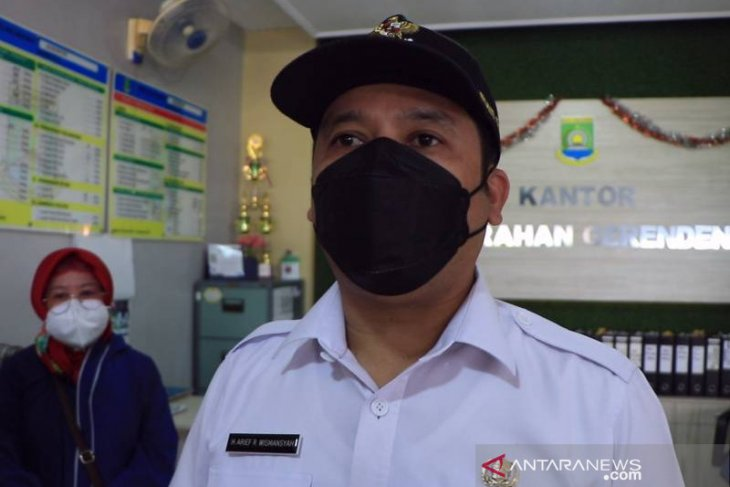 Arief: 341 warga Tangerang positif hasil
