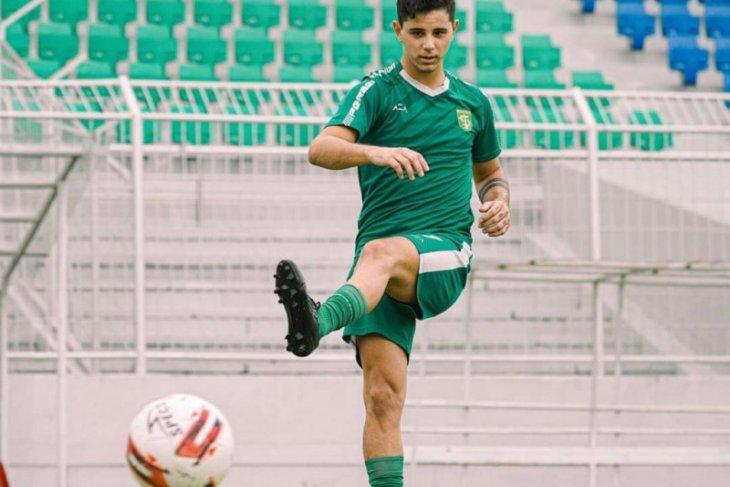 Bruno Moreira jadi pemain Brazil kedua gabung Persebaya