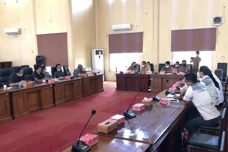 Dewan harapkan sinergitas yang kuat antara Pemkab dan PT Adaro Indonesia