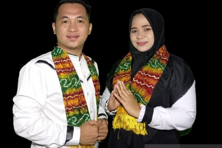 Juliansyah-Arpah, an inspiring young couple from Balangan