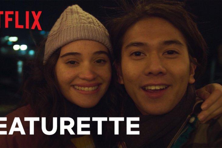 Iqbaal Ramadhan dan Aurora Ribero bahas soal persahabatan di film