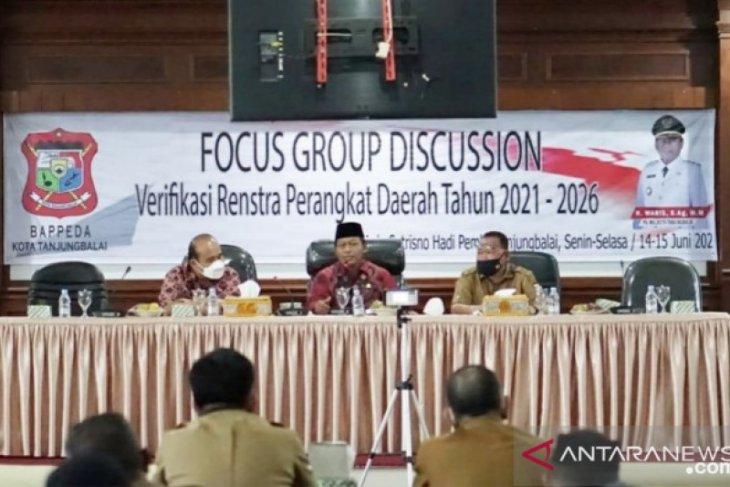 Plt Wali Kota sebut perencanaan faktor penting tingkatkan pembangunan
