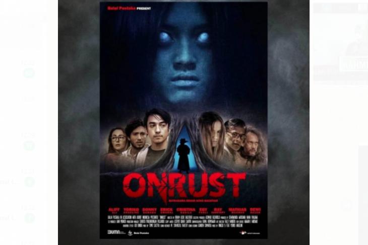 Film Onrust terbitan Balai Pustaka tayang perdana di Malaysia