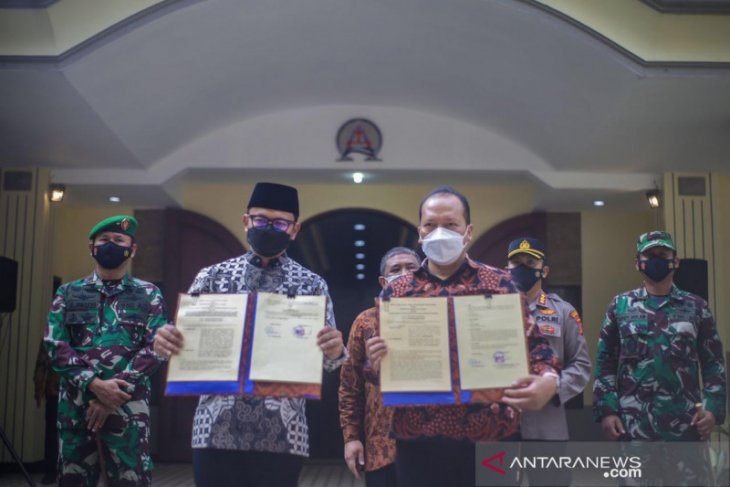 Menag bersyukur Pemkot Bogor telah selesaikan persoalan GKI Yasmin